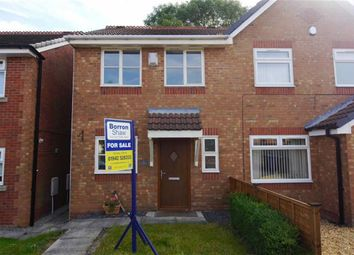 Thumbnail 2 bed town house for sale in Bramblewood, Hindley, Wigan