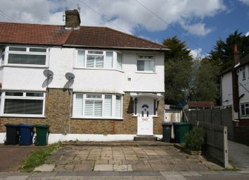 Thumbnail 3 bed semi-detached house to rent in Westcombe Drive, Barnet
