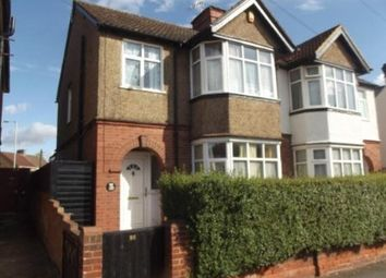 Thumbnail 3 bedroom semi-detached house for sale in Beechwood Road, Leagrave, Luton, Bedfordshire