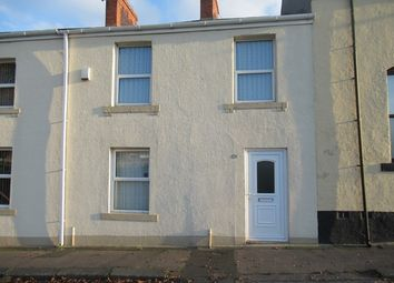 Thumbnail 3 bed terraced house to rent in Halfmoon Lane, Spennymoor