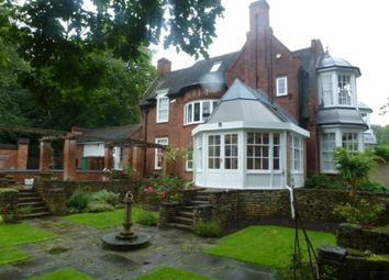 Thumbnail 4 bed semi-detached house to rent in The Oaks, Arlington Drive, Mapperley Park, Nottinghamshire