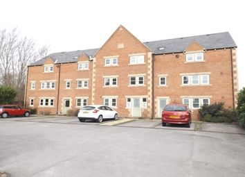 Thumbnail 2 bed flat to rent in Brampton Court, Chesterfield
