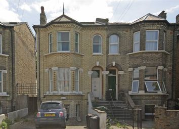 Thumbnail 4 bed flat to rent in Rossiter Road, London