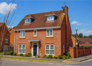 Thumbnail 4 bed detached house for sale in Noon Layer Drive, Middleton