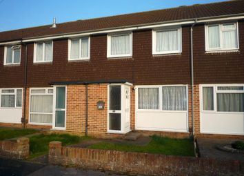 Thumbnail 3 bed terraced house to rent in Wycote Road, Gosport
