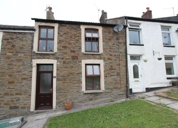 Thumbnail 3 bed cottage for sale in Tredegar Street, Rhiwderin, Newport
