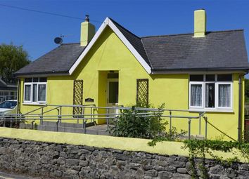 Thumbnail 2 bed bungalow for sale in Borth, Ceredigion