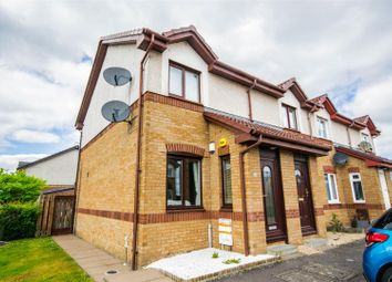 Thumbnail 2 bed flat for sale in Kingston Avenue, Uddingston, Glasgow
