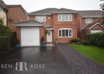Thumbnail 4 bed property for sale in Fareham Close, Walton-Le-Dale, Preston