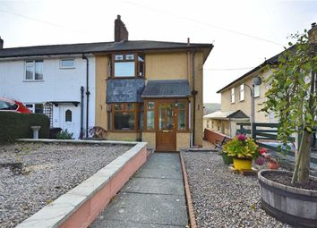 Thumbnail 3 bed end terrace house for sale in 11, Coed Y Ffridd, Old Barn Lane, Newtown, Powys