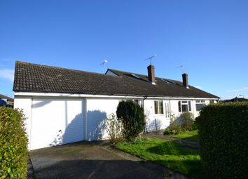 Thumbnail 4 bed semi-detached bungalow for sale in Cestreham Crescent, Chesham