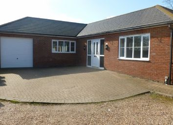 Thumbnail 3 bed bungalow to rent in Green Lane, Christchurch, Wisbech