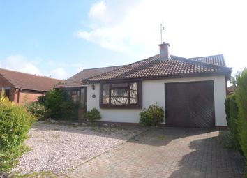 Thumbnail 3 bed detached bungalow to rent in Teasel Close, Broomhall, Worcester