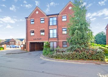 Thumbnail 1 bed flat for sale in Asta Court, Chestnut Field, Rugby