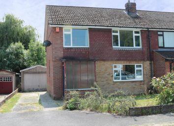 Thumbnail 3 bed semi-detached house for sale in Rowan Road, Tadley