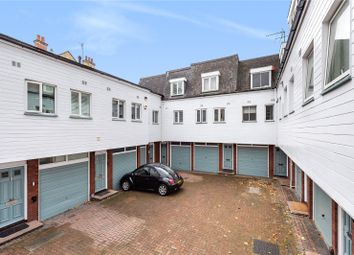 Thumbnail 1 bed mews house for sale in Mulberry Close, London
