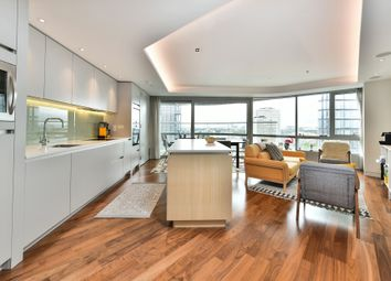 Thumbnail 2 bed flat to rent in Caneletto Tower, City Road