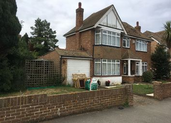 Thumbnail 3 bed detached house to rent in Minster Road, Ramsgate