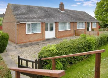 Thumbnail 2 bed semi-detached bungalow for sale in Buckminster Lane, Skillington, Grantham