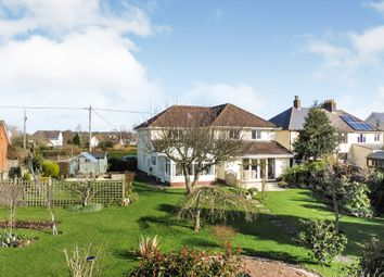 Thumbnail 5 bed detached house for sale in North Road, Williton, Taunton