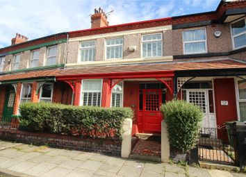 Thumbnail 4 bed terraced house for sale in Roxburgh Avenue, Birkenhead, Merseyside