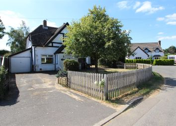 Thumbnail 3 bed detached house for sale in Littlefield Lane, Marshchapel, Lincolnshire