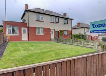 Thumbnail 3 bed semi-detached house for sale in Howling Lane, Alnwick