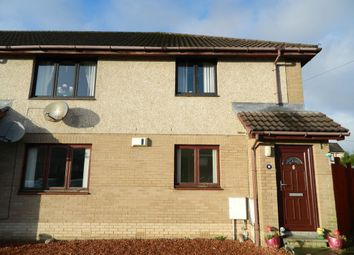 Thumbnail 2 bedroom flat for sale in Young Place, Newmains, Wishaw