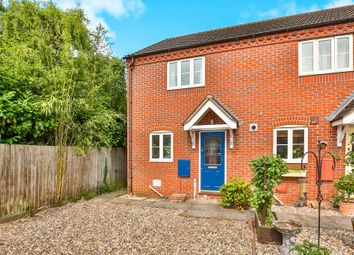 Thumbnail 2 bed end terrace house for sale in Tortoiseshell Way, Wymondham