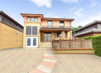 Thumbnail 6 bed detached house for sale in Player Green, Livingston, West Lothian