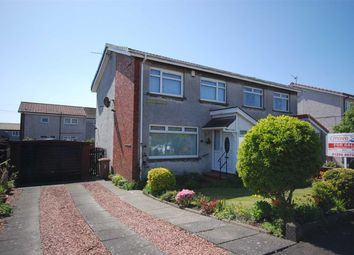 Thumbnail 3 bed semi-detached house for sale in Martin Square, Saltcoats
