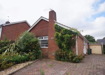 Thumbnail 3 bed detached bungalow to rent in Oaktree Drive, Emsworth
