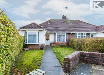 Thumbnail 3 bed semi-detached bungalow for sale in Greenleas, Hove