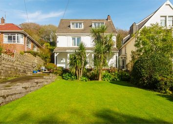 Thumbnail 5 bed detached house for sale in Rotherslade Road, Langland, Swansea, West Glamorgan