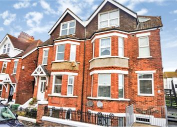 Thumbnail 1 bed flat for sale in 19 Radnor Bridge Road, Folkestone