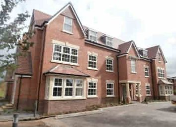 Thumbnail 2 bedroom flat to rent in Vicarage Court, Vicarage Gardens, Walmley
