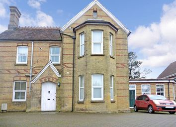 Thumbnail 1 bed flat for sale in Staplers Road, Newport, Isle Of Wight