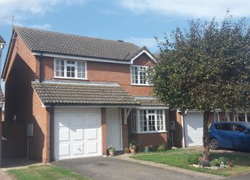 Thumbnail 4 bedroom detached house for sale in Berrybut Way, Stamford