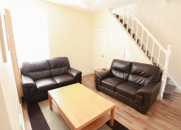 Thumbnail 4 bedroom terraced house to rent in Taunton Street, Wavertree, Liverpool