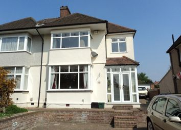 Thumbnail 4 bed semi-detached house for sale in Warren Close, Bexleyheath, Kent