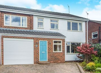 Thumbnail 5 bed detached house for sale in Elm Court, Whickham, Newcastle Upon Tyne