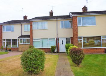 Thumbnail 3 bed terraced house for sale in Primrose Close, Mold