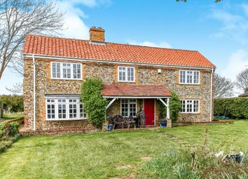 Thumbnail 4 bed cottage to rent in Low Road, Wretton, King's Lynn