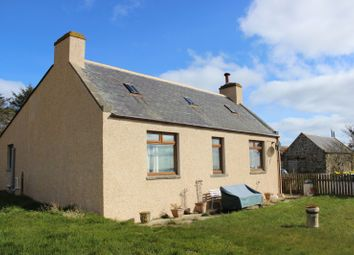 Thumbnail 3 bed detached house for sale in Longmanhill, Banff