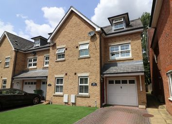 Thumbnail 4 bedroom town house for sale in Lyons Place, Hedge End, Southampton