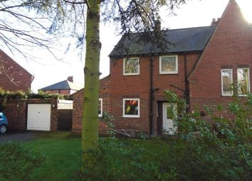 Thumbnail 3 bed semi-detached house to rent in Kings Mount, Knottingley