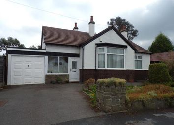 Thumbnail 2 bed bungalow for sale in Baslow Drive, Hazel Grove, Stockport, Greater Manchester