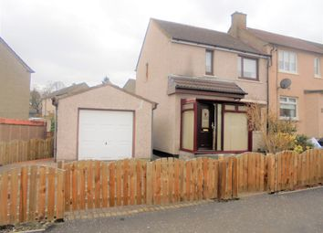 Thumbnail 2 bedroom terraced house for sale in Langholm Crescent Coltness, Wishaw