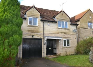 Thumbnail 4 bed detached house to rent in Symes Park, Weston, Bath