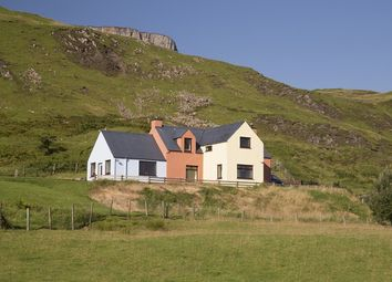 Thumbnail 3 bedroom detached house for sale in 3 Flodigarry, Staffin